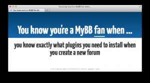 MyBBFans.com