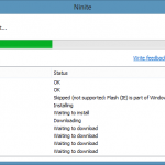 Getting a new Windows system up and running with Ninite