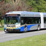 New Xcelsior buses hit Vancouver streets