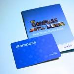 Hello Compass Card!