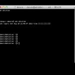 Mac OS X Terminal startup slow?
