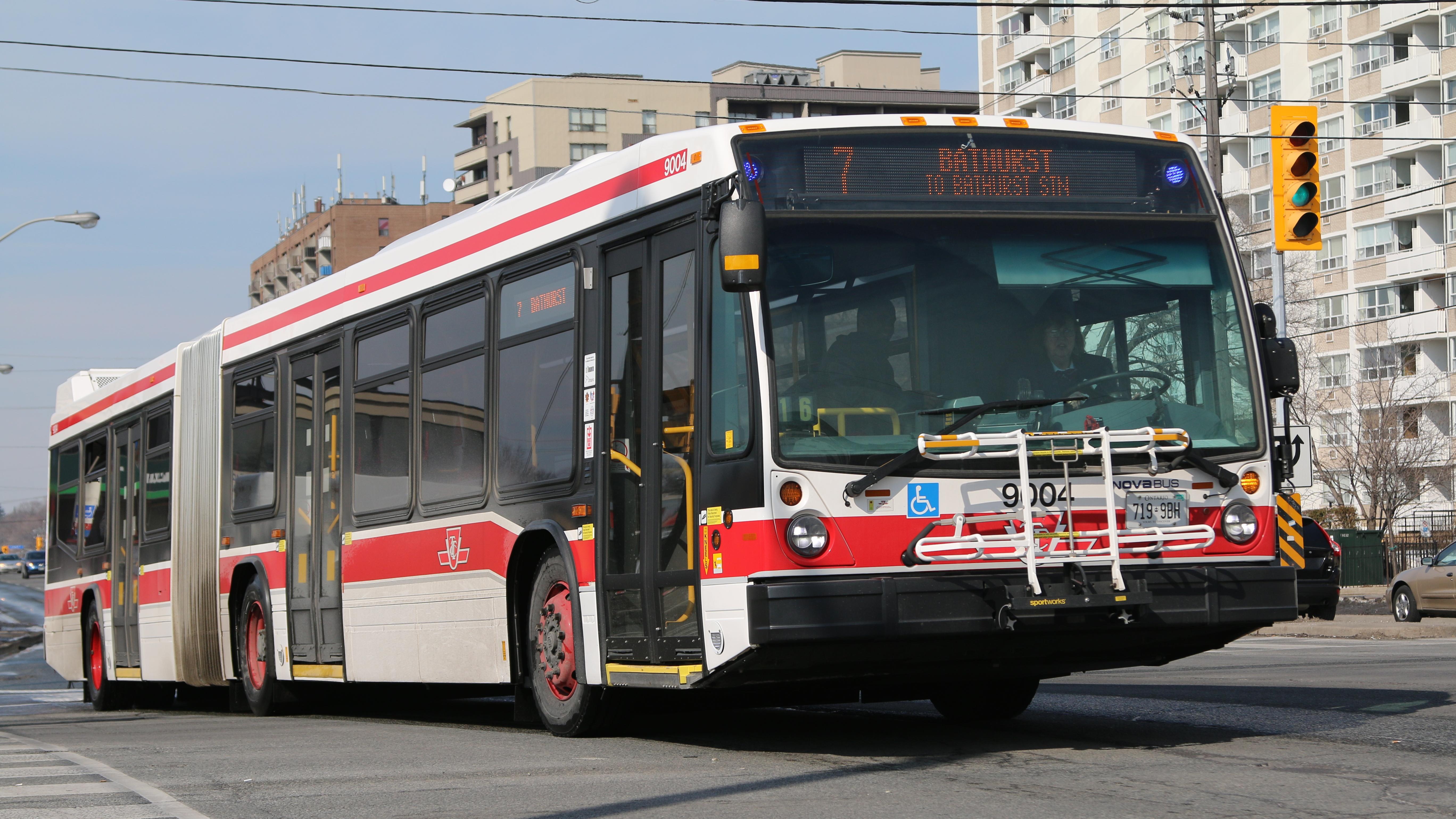Transit highlights from my Toronto trip