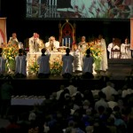 Consecrating the Eucharist