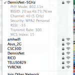 More Detailed Wi-Fi Info on Mac OS X