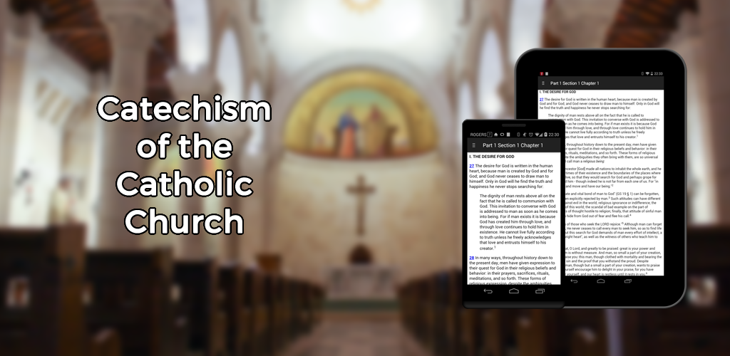 Catechism App Banner