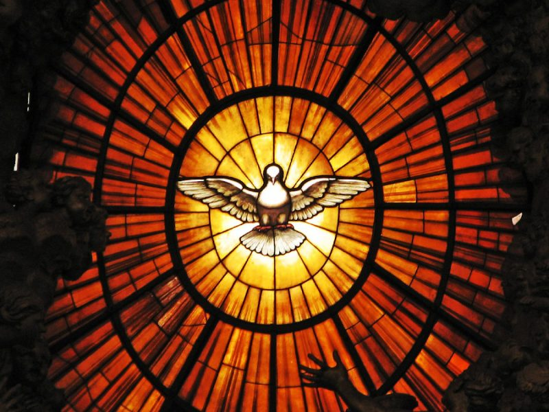 Charisms: Gifts from the Holy Spirit