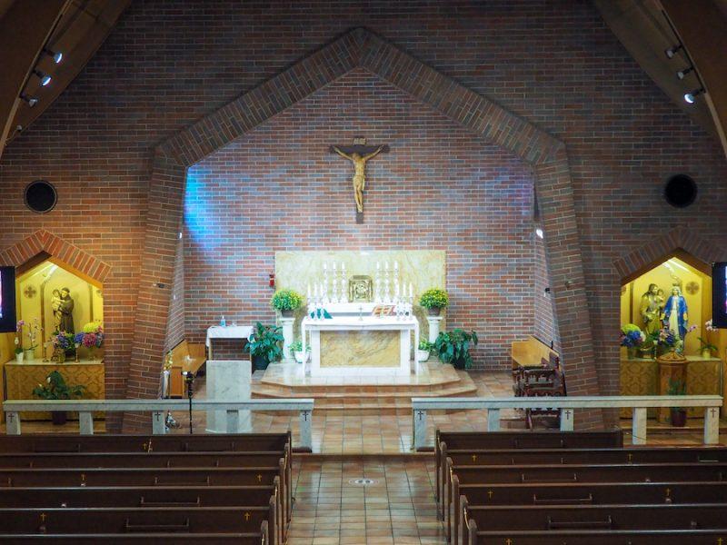 Beauty of a church