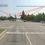 Richmond driver crossing red light