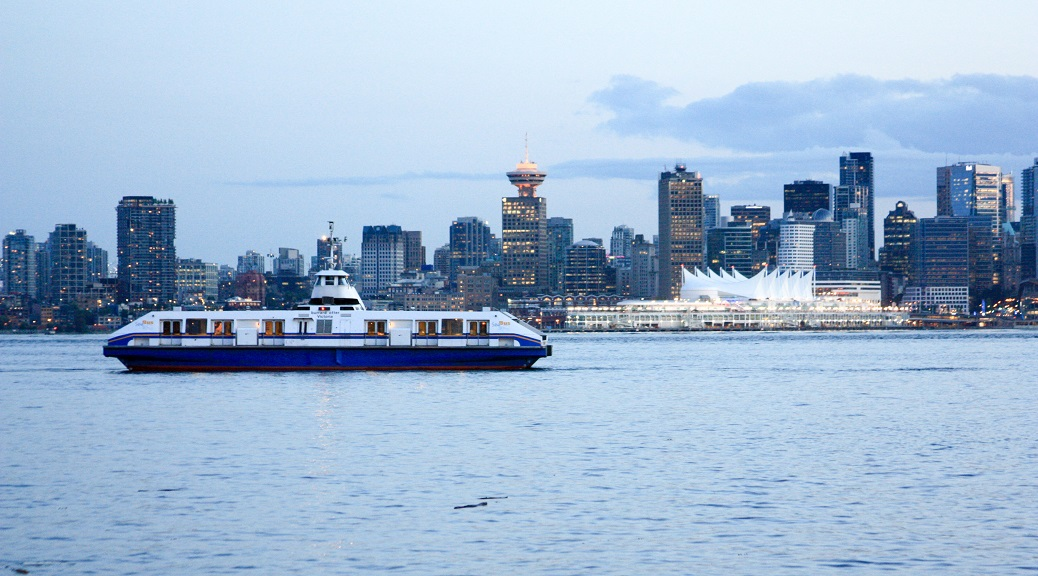 On Creative Commons licensing and SeaBus photos
