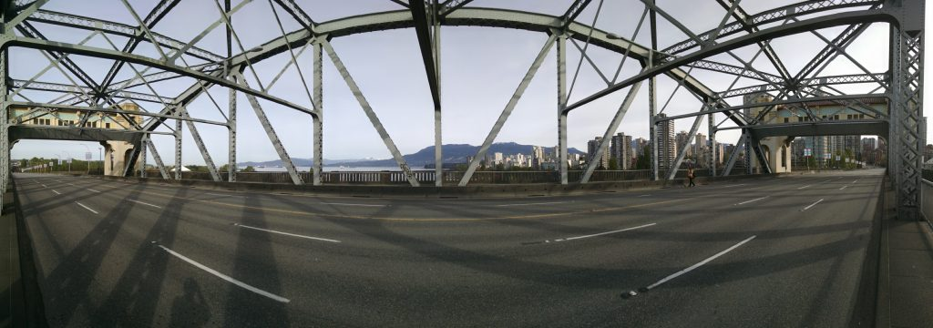 Burrard Street Bridge midspan
