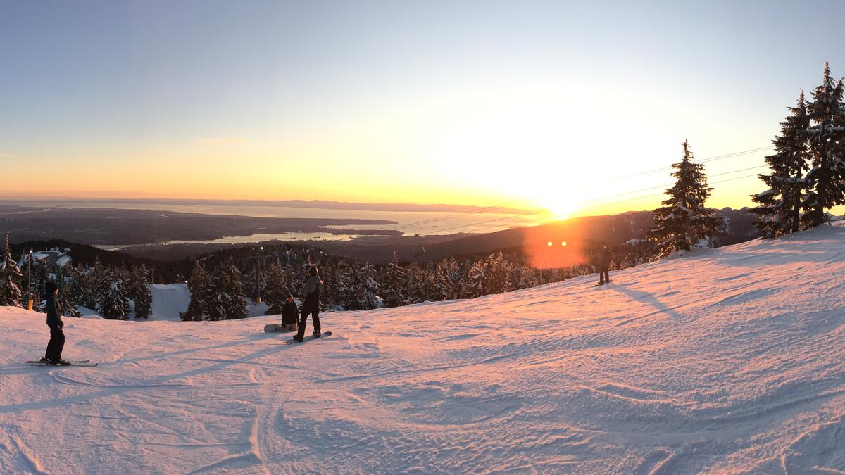 Mount Seymour View