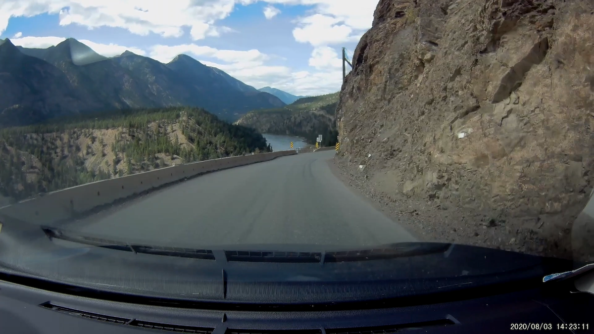 Driving the British Columbia Coast Mountain Circle Route